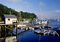 Rockport Harbor, Maine