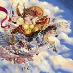 """Flight of the Valkyries"" by tkylegentry"