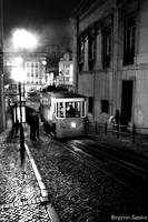 Nights in lisbon, Portugal