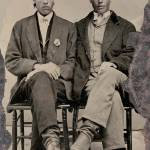 """Two Iowa Boys, ca. 1868"" by davidclaudon"