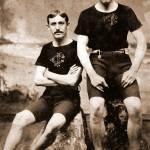 """1880s beachwear"" by davidclaudon"