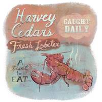 Harvey Cedars Lobster - Faded