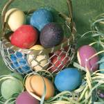 """Easter Egg Basket"" by AlluringDigital"