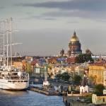 """Midnight Sun..St. Petersburg, Russia"" by mjphoto-graphics"