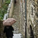"""""""Rainy Day..Honfleur, France"""" by mjphoto-graphics"""