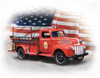 1942 Ford Fire Truck