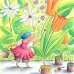 """Painting Piggy"" by jenniferthermes"