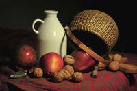 Basket and Jug