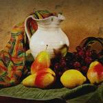 """Pitcher of Pears"" by DianaLeePhotoDesigns"