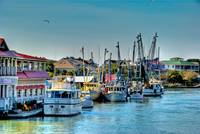 Shem Creek, Mt Pleasant