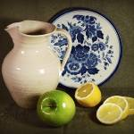 """""""Plate And Pitcher"""" by DianaLeePhotoDesigns"""