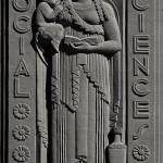 """Rackham Building Frieze - Social Sciences"" by JamesHowePhotography"