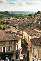 St. Emilion, Bordeaux Region, France