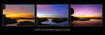 North Curl Curl Beach, Sydney, Australia
