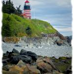 """East Quoddy Head Light House, Lubec, Maine"" by me_tobster"