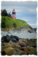 East Quoddy Head Light House, Lubec, Maine
