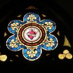 """Immaculate Heart Stained Glass"" by BrendaMvisions"