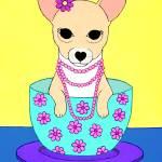 """""""Chihuahua"""" by petpawstudios"""