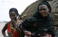 Gabbra women of Bubisa, northern Kenya