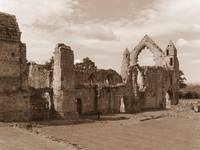 Haughmond abbey.