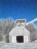 Corn Crib 1 Enhanced Oil