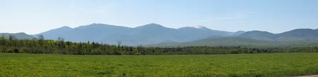 White Mountains in Spring