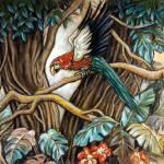 """Parrot"" by goellisphoto"