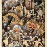 """Hindu Gods"" by elizabethconverse"