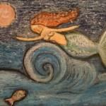 """""""mermaid play"""" by pbsartstudio"""
