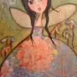 """""""moonlight garden"""" by pbsartstudio"""
