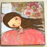 """Princesses dream too"" by pbsartstudio"