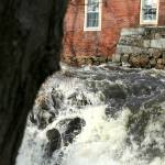 """Amesbury Mill Building"" by Stazie"