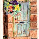 """Mediterranean Doorway"" by arlene72"