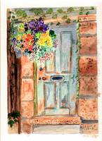 Mediterranean Doorway