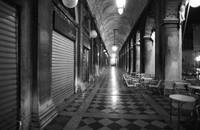 Hallway off St. Mark's Square