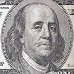 """""""A Worried Ben Franklin"""" by Thyrymn"""