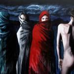 """Hermanas II - ( Nude )"" by RyanSwallow"