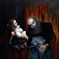Phaedrus II - Female figure - Old Man Art Prints & Posters by Ryan Swallow