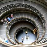 """ROMAN HOLIDAY - Vatican Spiral"" by moderatefanatic"