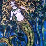 """Mermaid Entwined"" by HeidiZeile"