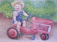 William and his Tractor