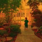 """Garden Child"" by DebbiePruett"