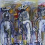 """Charros"" by Reynaldo"