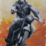 """""""Steve McQueen"""" by garyhogben"""