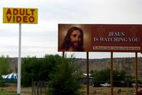 Juxtaposition:  Farmington, New Mexico