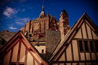 Reach for the Sky - Mont Saint Michel Hard Boiled