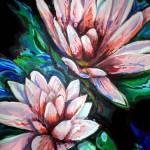 """Waterlilies"" by LisaW"