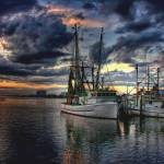 """Halifax River at Daytona Beach, Florida"" by steverob50"