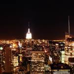 """New York City by night"" by mfpierre"
