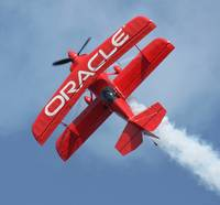 Sean D. Tucker - N260SP Pitts S-2S, Oracle Challen
